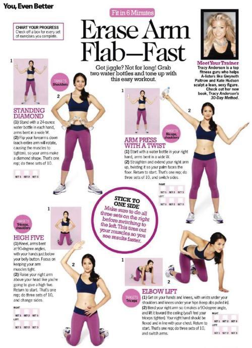 Ready! Set! Exercise! (2/5)